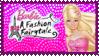 Barbie A Fashion Fairytale Stamp by RavenVillanuevaT2P