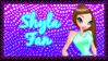 Shyla Fan Stamp by RavenVillanuevaT2P