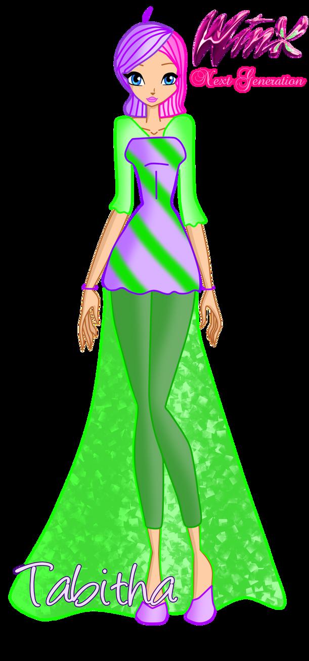 Winx next generation princess tabitha by ravenvillanuevat2p on deviantart - Princesse winx ...