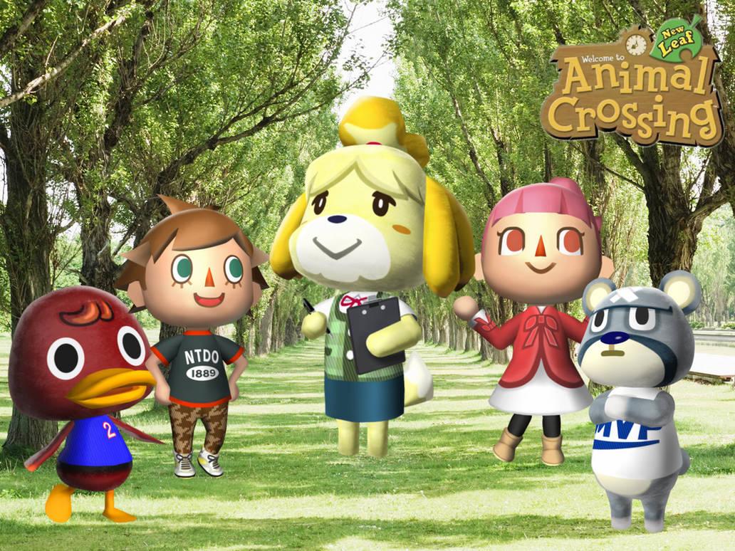 Animal Crossing New Leaf by RavenVillanuevaT2P
