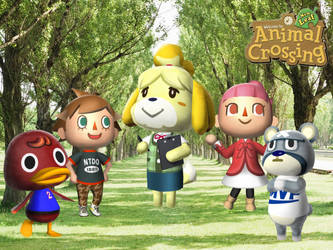 Animal Crossing New Leaf by RavenVillanuevaT2P