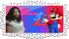 Raine And Mario Fan Stamp by RavenVillanuevaT2P