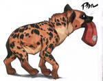 hyenafood
