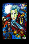 Bluewater Comics - Vincent Price presents Cover