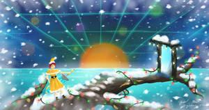 Transistor Holiday Fan Art!