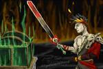 Hades Fan art - Zagreus!