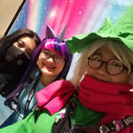 Anime Boston 2019 with Friends!