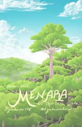 Famous Tree Posters - Menara