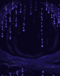 Glowing Caverns - Droplets