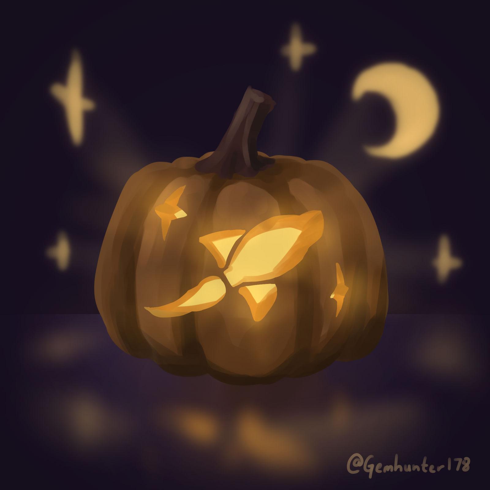 Pumpkin design