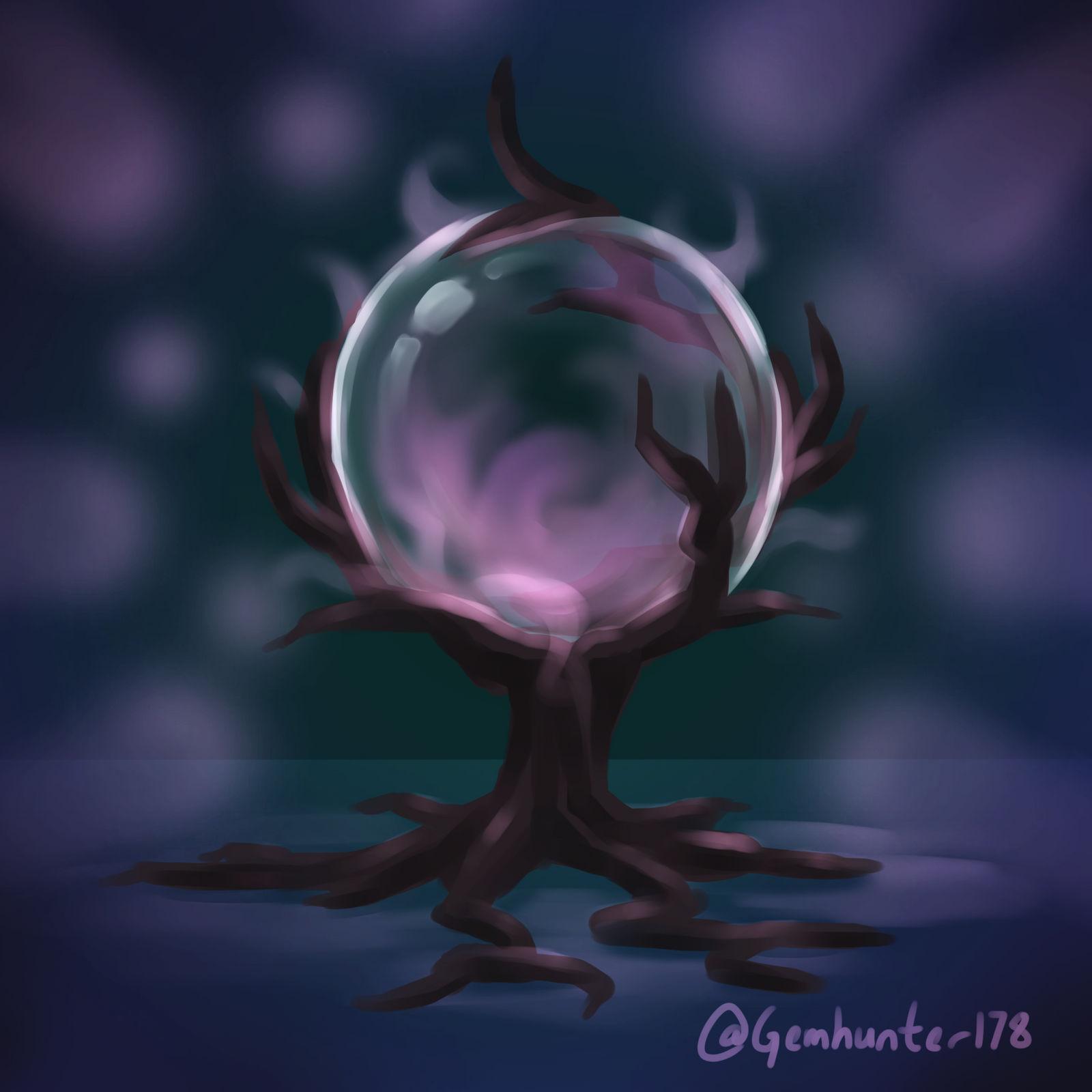 Mystical Crystal Ball