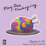 Play-Doh Thanksgiving