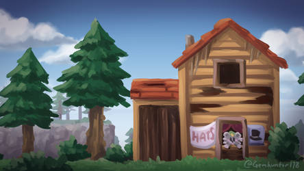 Abandoned House - Stardew Valley