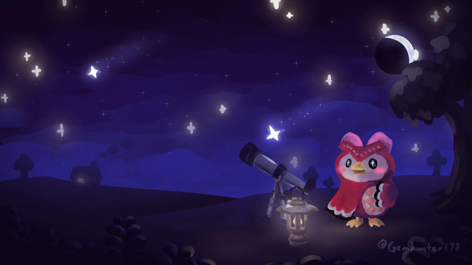 Animal Crossing Celeste!