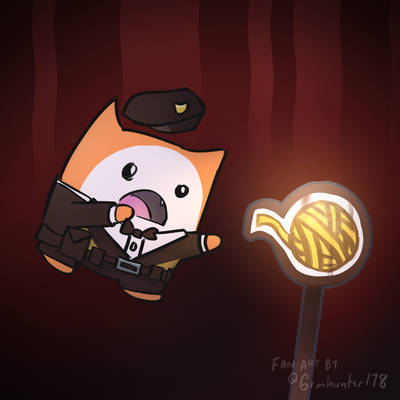 Battleblock Cat Guard