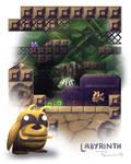 Cave Story - Labyrinth