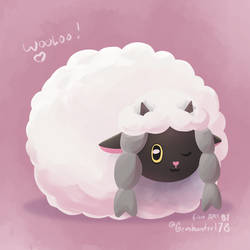 Resting Wooloo