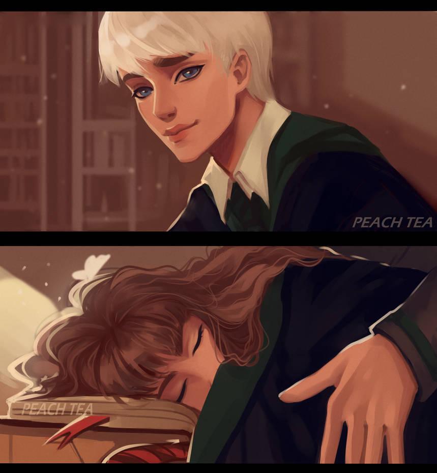 Draco Malfoy x Hermione Granger