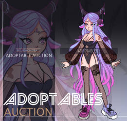Adopt auction #9(OPEN)