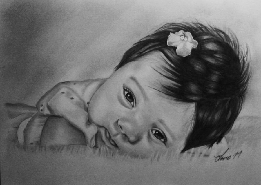Pencil Drawings Of Babies Pencil drawings   236 x 316