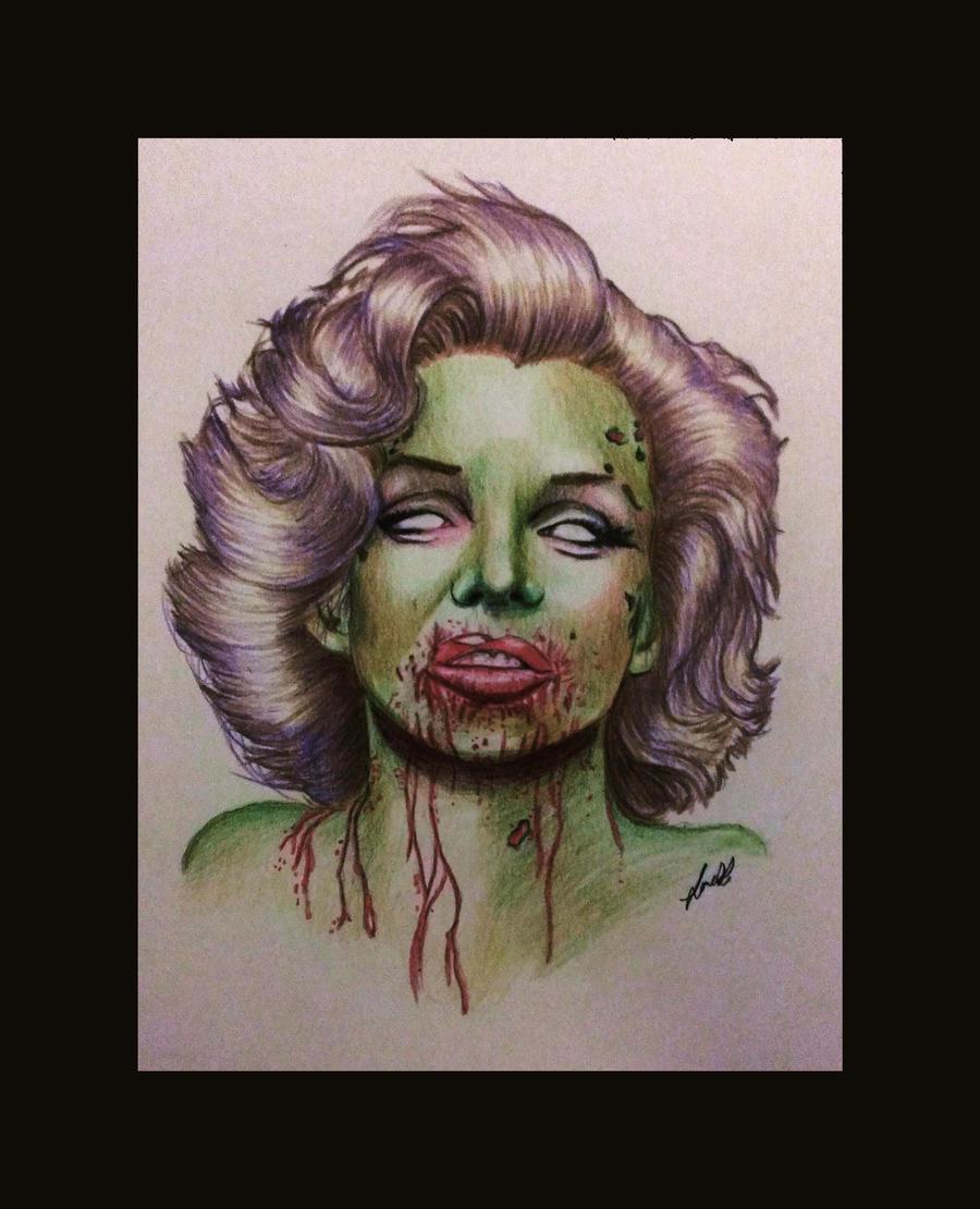 Zombie by laart39