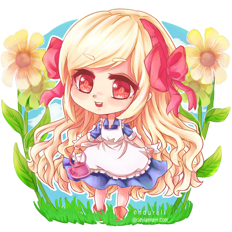 Chibi-Mary by nouraii