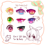 Eyes Practice + SAI file