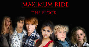 Maximum Ride The Flock
