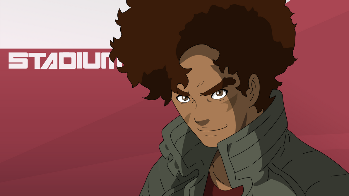 Megalo Box: Gearless Joe by WalidSodki