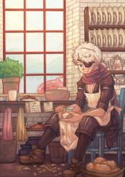 Chef. by yevonyasuko