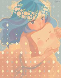 LOVE. by yevonyasuko