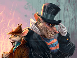 GMD -- Basil and Ratigan