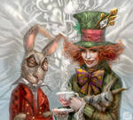 Mad Hatter + March Hare