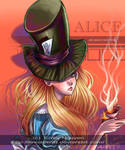 Alice as Madhatter