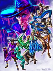 F.A.N.G Street Fighter V