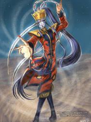 Seiryuu Seishi Tomo of Fushigi Yuugi