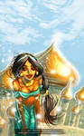 Jasmine Snapshot--Aladdin