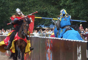 Jousting Tournament XIV by Caoimhe-Aisling