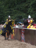 Jousting Tournament XV by Caoimhe-Aisling