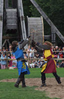 Jousting Tournament XVIII by Caoimhe-Aisling