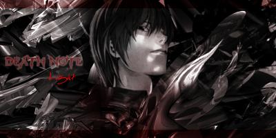 Death Note - Light by Joerte