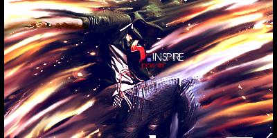 Inspire smudge tag by Joerte
