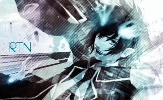 Rin - Blue Exorcist tag by Joerte