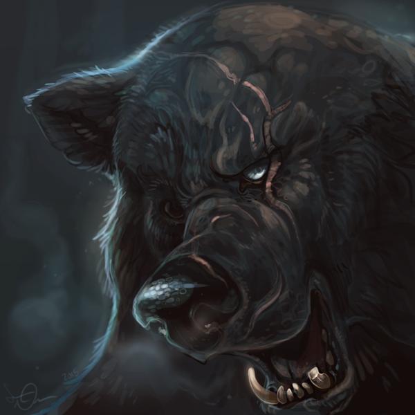 brave movie demon bear - photo #22