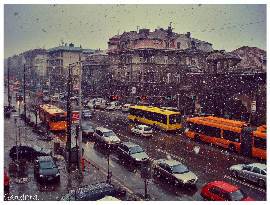 The last of winter