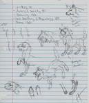 Azura doodles
