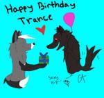 Happy Birthday Trance