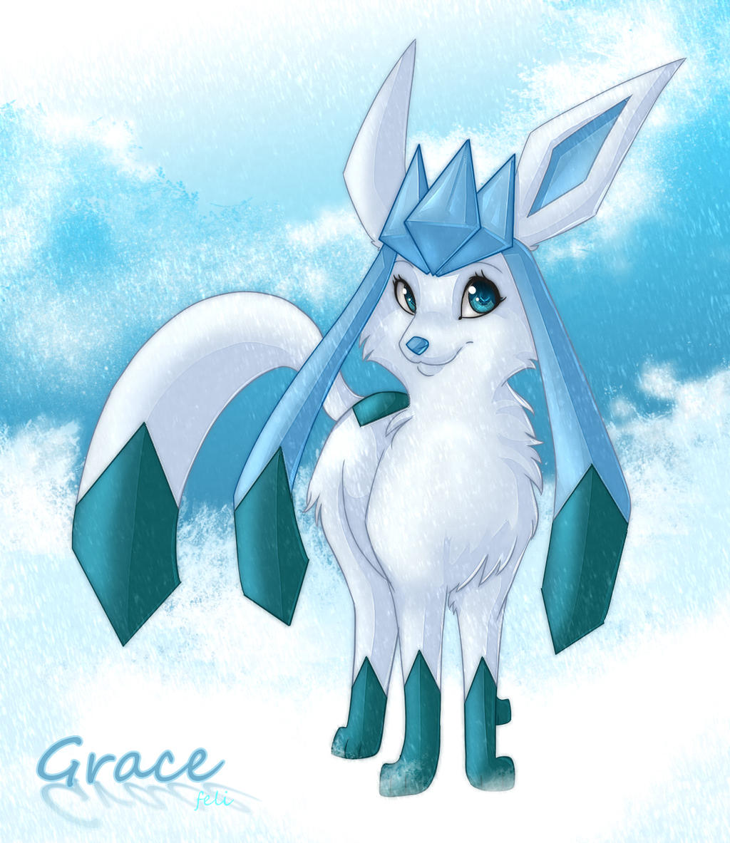 Glaceon by feliara