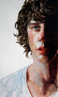 Johnny Borrell Razorlight by Mad-Margaret