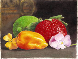 Pencil fruit
